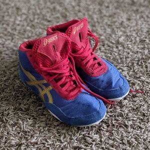Asics kids Wrestling shoes